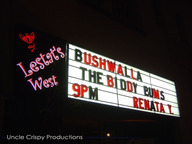 the marquee